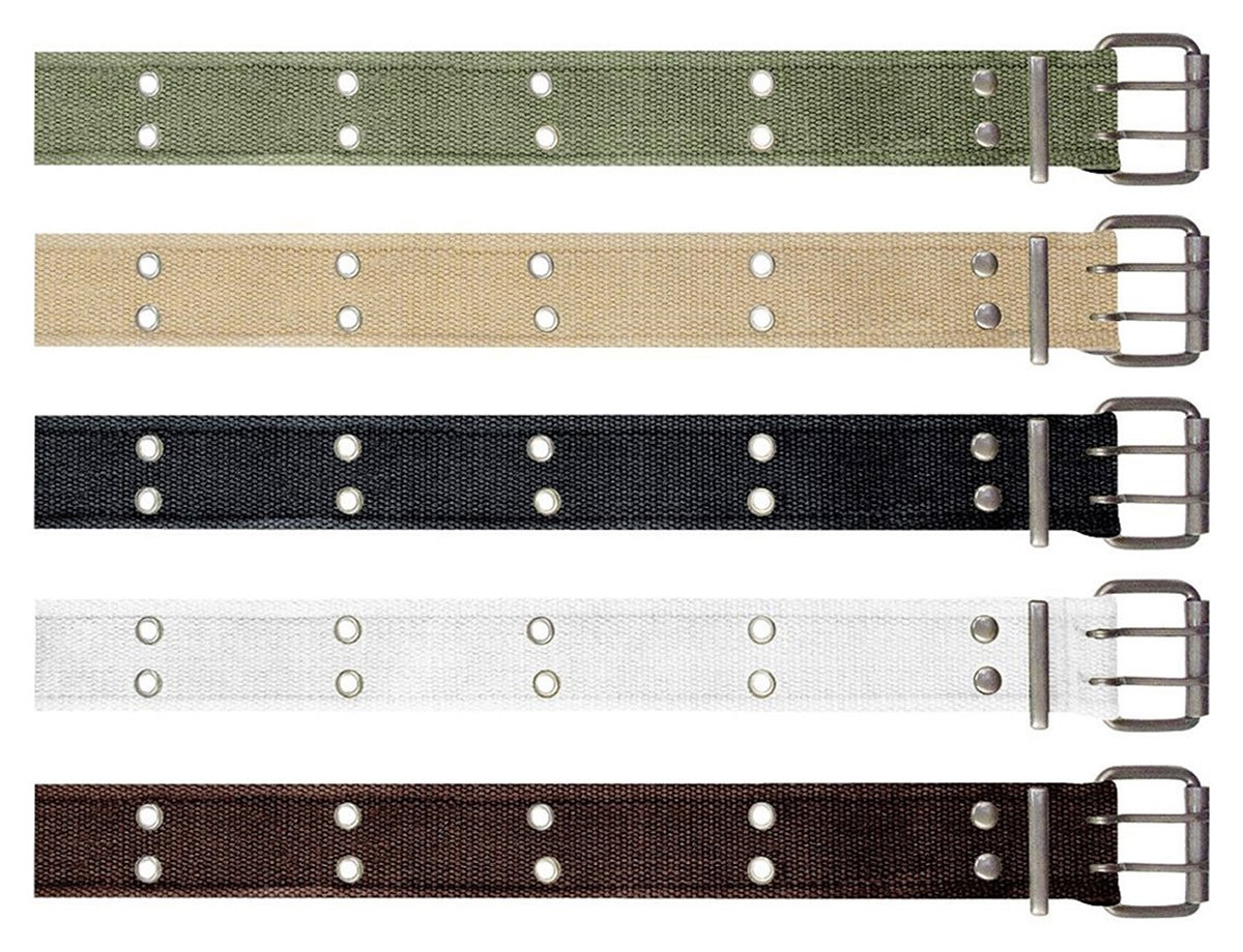 Rothco Vintage Belt with Double Prong Buckle 613902417199
