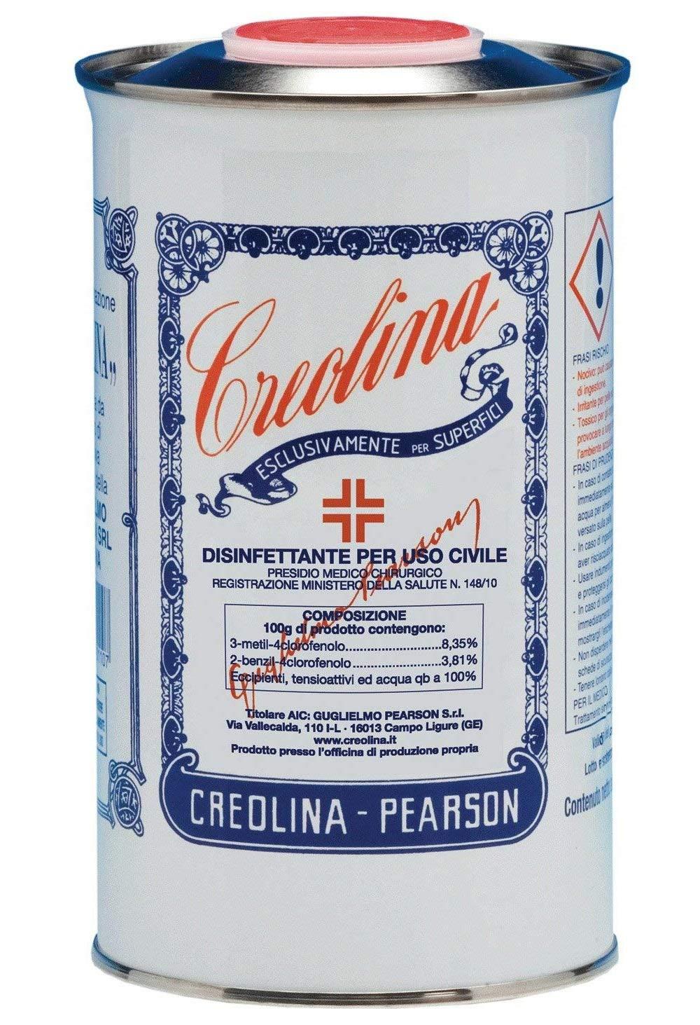 Creolina original, desinfectante; en envase de 1 l: Amazon.es: Bricolaje y herramientas