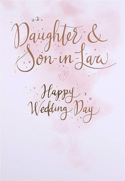 Und tochter schwiegersohn glückwünsche der hochzeit zur Hochzeitsglückwünsche Glückwünsche