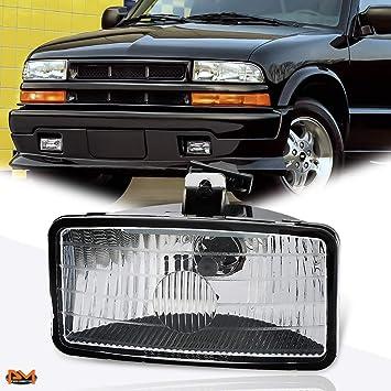 For 99-05 Chevy S10//Blazer Extreme DNA Motoring FL-OEM-0061 1Pc LH//RH Fog Light//Lamp