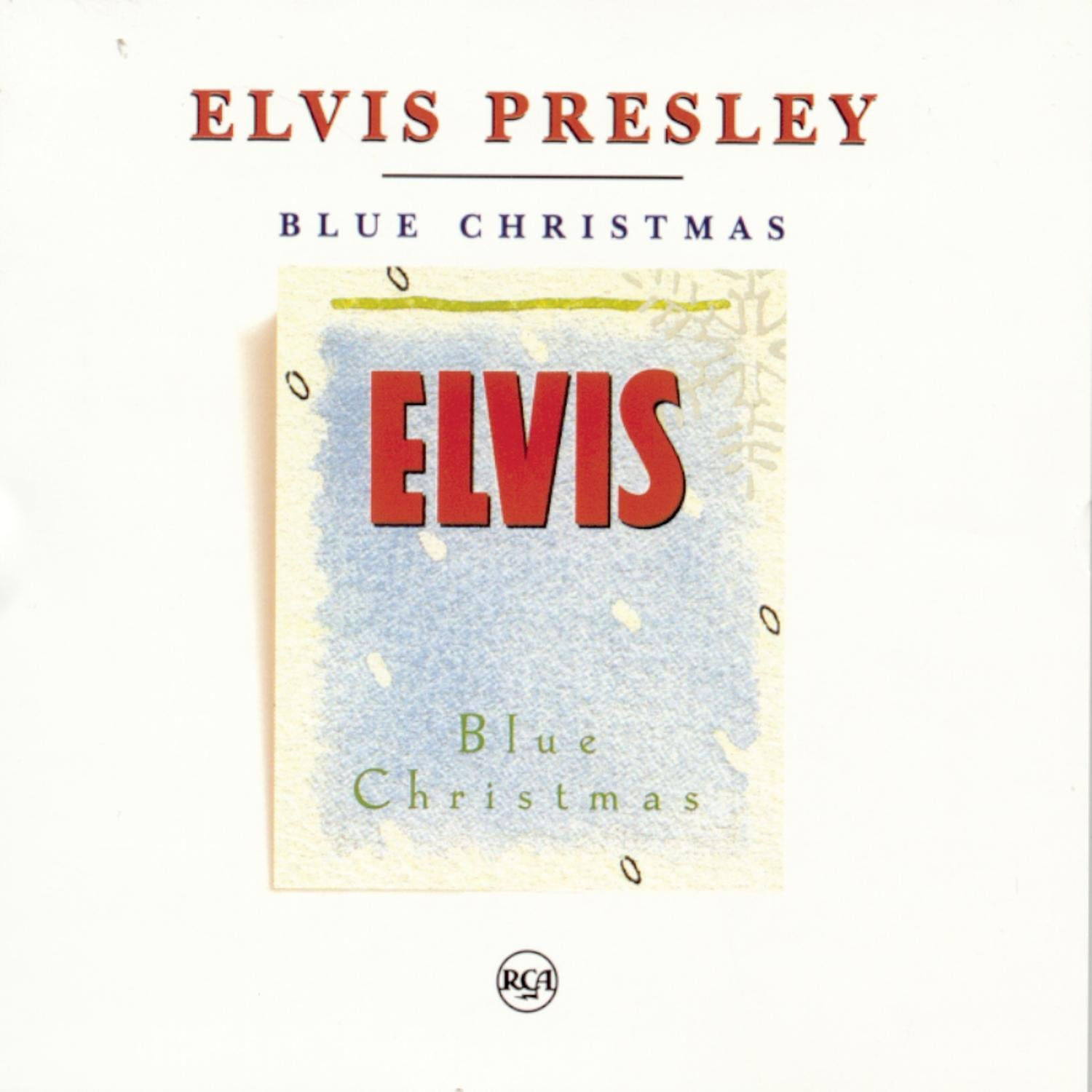 Elvis Presley - Blue Christmas - Amazon.com Music