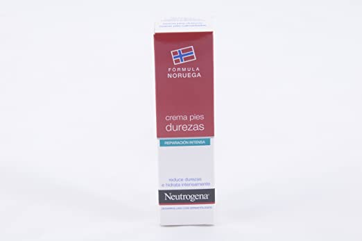 1 opinioni per Neutrogena Exfoliating Callus Feet Cream 50ml