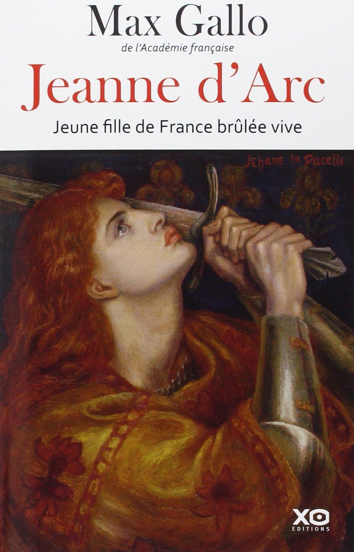 "Download ""Jeanne d'Arc ; jeune fille de France brûlée vive"" ebook"