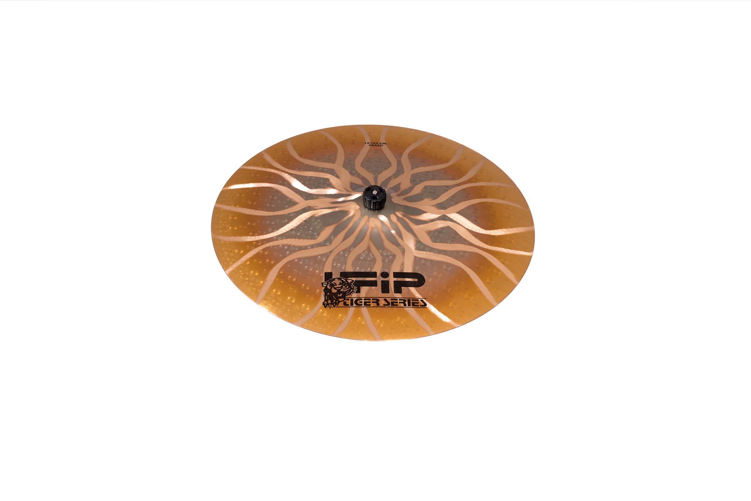 Ufip Tiger Series Crash Cymbal, 14 Inch (TS-14)