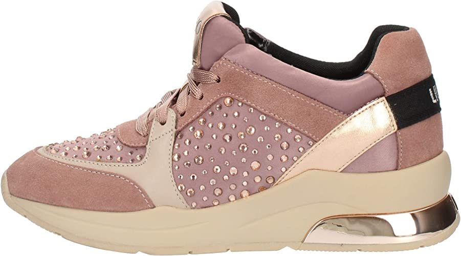 Liu Jo B68003TX Liu Jo Sneakers Donna MOD. B68003TX Rose Rose