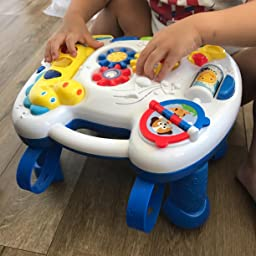 96a616f5d Amazon.com  Customer reviews  HOMOF Baby Toys Musical Learning Table ...