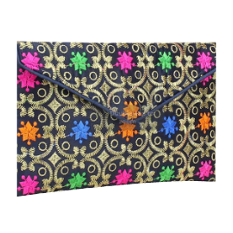 Amazon.com: Bolso bandolera con diseño de Banjara bordado ...