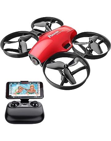 Amazon.es: Drones - Aeronaves: Juguetes y juegos