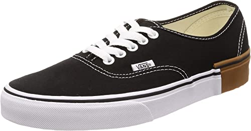 Vans Authentic Ankle-High Fabric Skateboarding Shoe