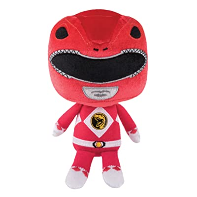 Funko Power Rangers Red Ranger Plush Toy: Toys & Games