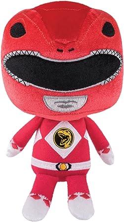 Funko Power Rangers Hero Soft Toys Plush Plushies Red