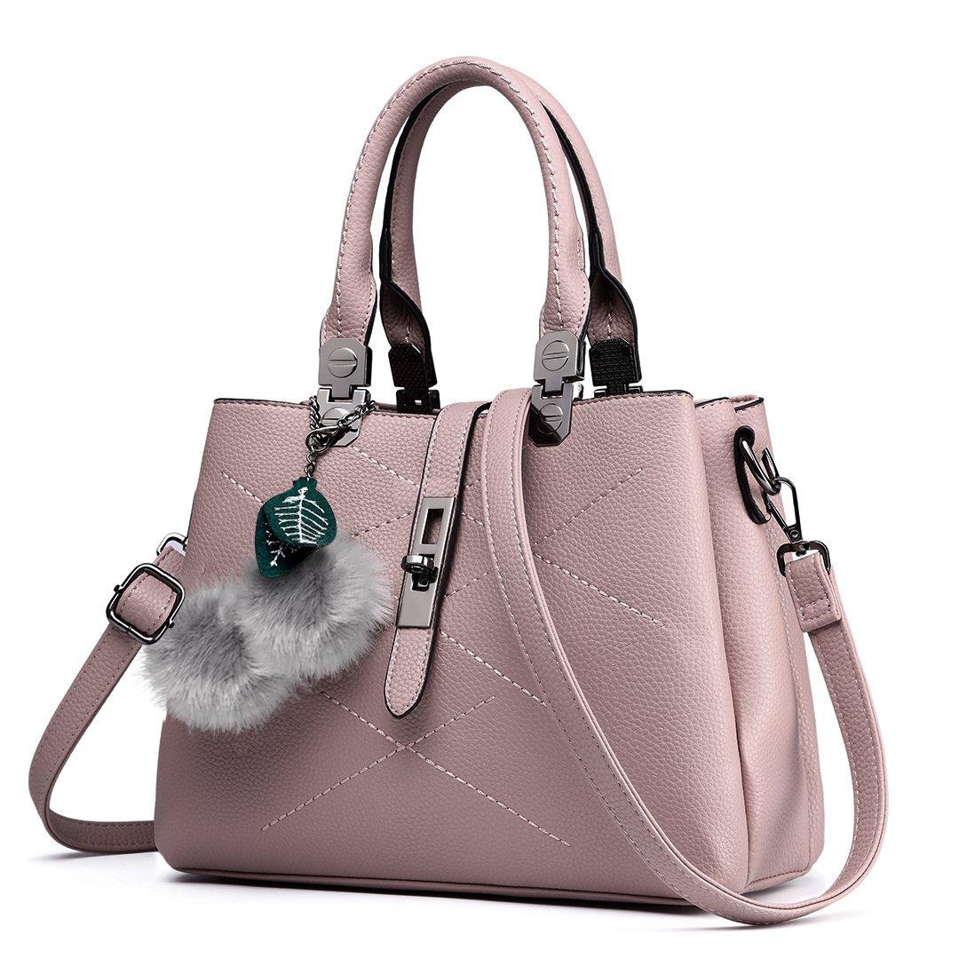 d90fb95bb79 Miss Lulu Purses and Handbags for Women Totes Crossbody Shoulder Bags  Top-handle Bags