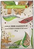 Splendor Garden Organic Garlic Herb Seasoning, 35gm