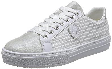 Rieker L59D6 Damen Low Top Sneaker,Halbschuh,Sportschuh