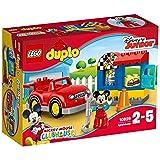 レゴ (LEGO) デュプロ ミッキーの修理工場 10829