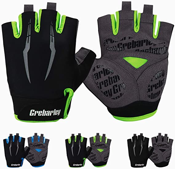 Grebarley Mountain Bike Gloves