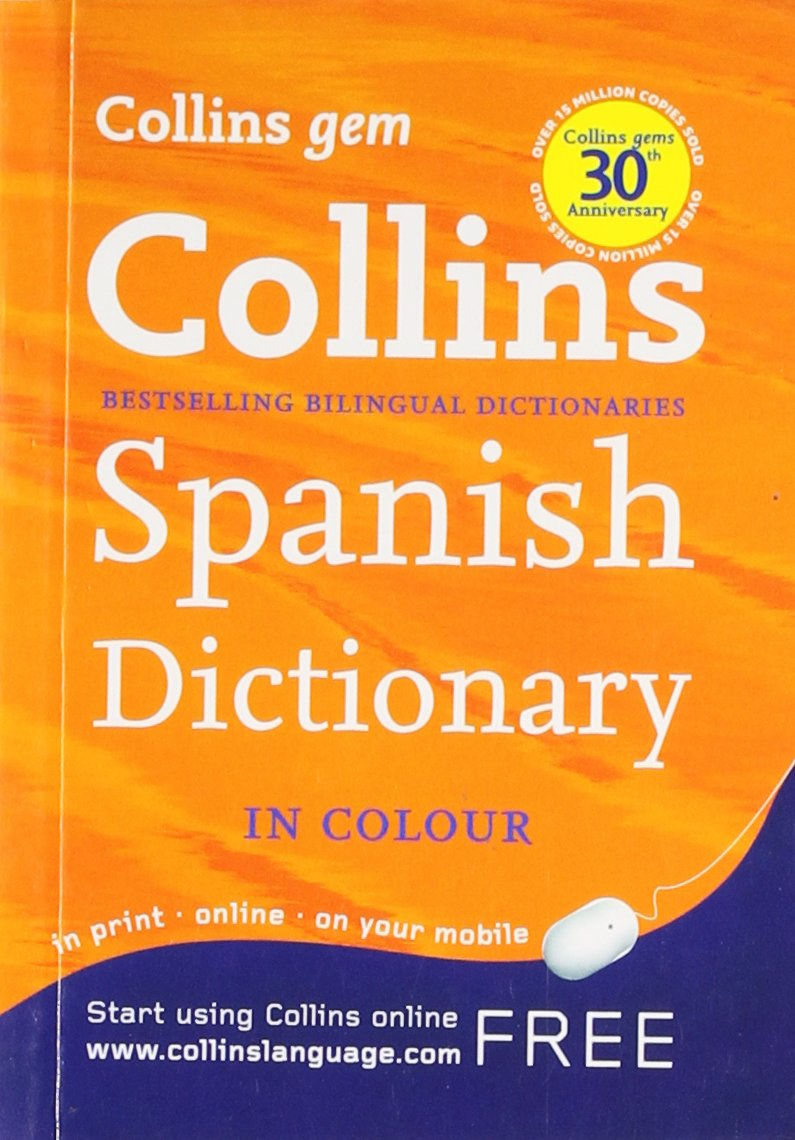 Buy Collins Gem Spanish Dictionary Book Online at Low Prices in India   Collins  Gem Spanish Dictionary Reviews & Ratings - Amazon.in