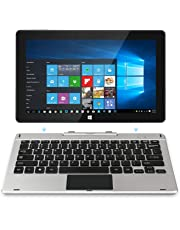 "Jumper EZpad 6 Pro 2in1 Laptop Touchscreen 11.6"" Full HD, Intel Atom E3950/1.1 GHz Quad Core Processor, 6GB RAM, 64GB Storage, Windows 10, Supports 128GB tf-card"