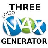 Canada Lotto Max Three Pick Generators, Interactive, Quickpick, Favorite Numbers: DEVANDY APPS