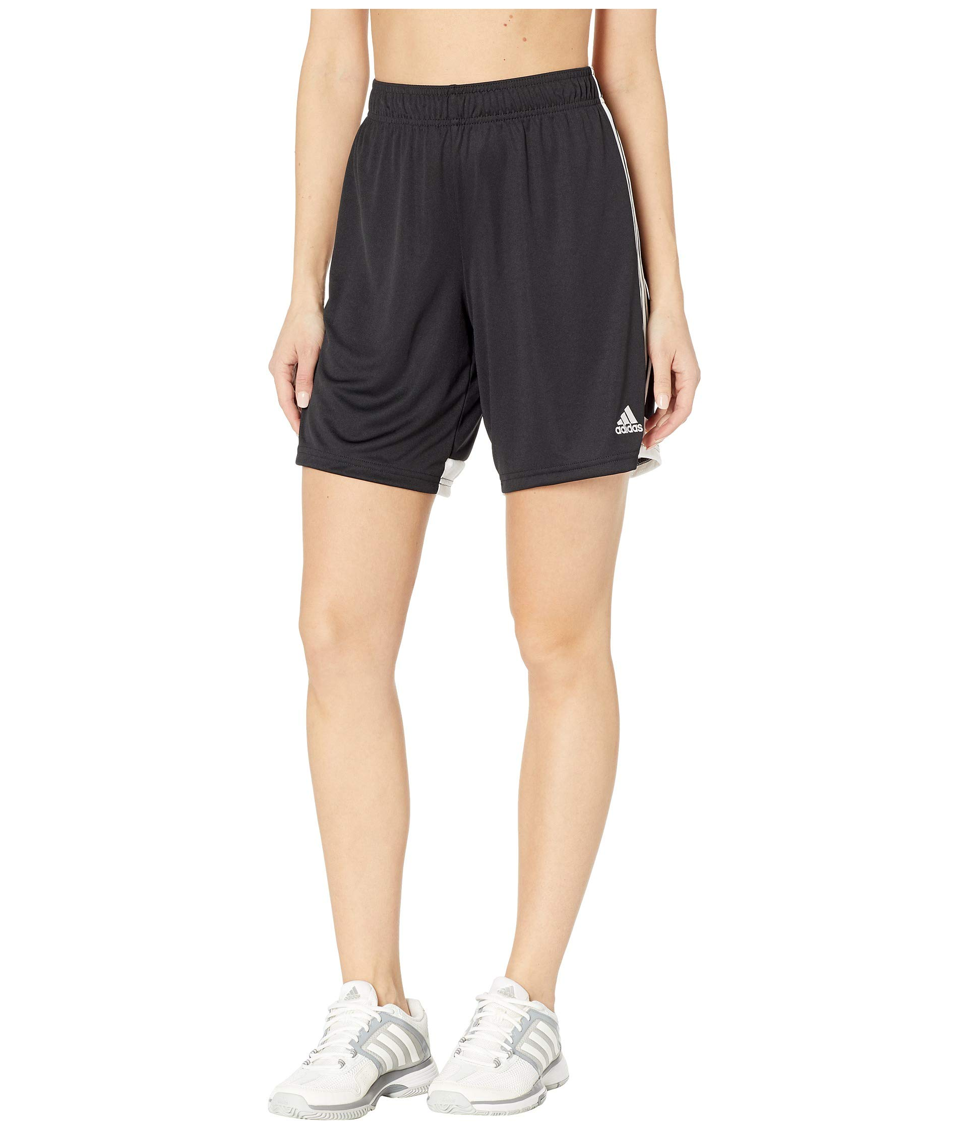 adidas Women's Tastigo 19 Shorts, Black/White, X-Small/Large by adidas