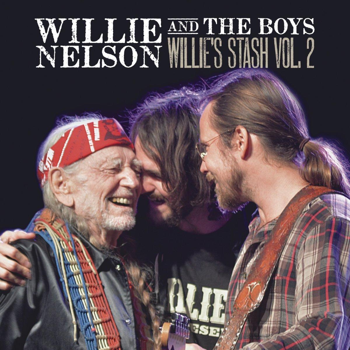 Willie Nelson - Willie And The Boys: Willie\'s Stash, Vol. 2 (LP Vinyl)