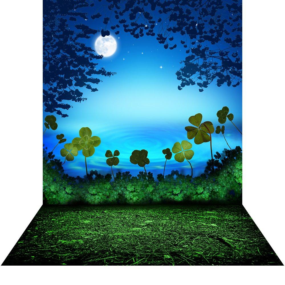 写真バックドロップwith床 – Saint Patricks池 – 10 x 20 ft。 – 高品質シームレスなファブリック   B00P6S6DOS
