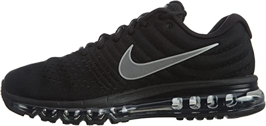 riesgo Difuminar Mostrarte  Amazon.com | Nike Men's Air Max 2017 Running Shoes | Road Running