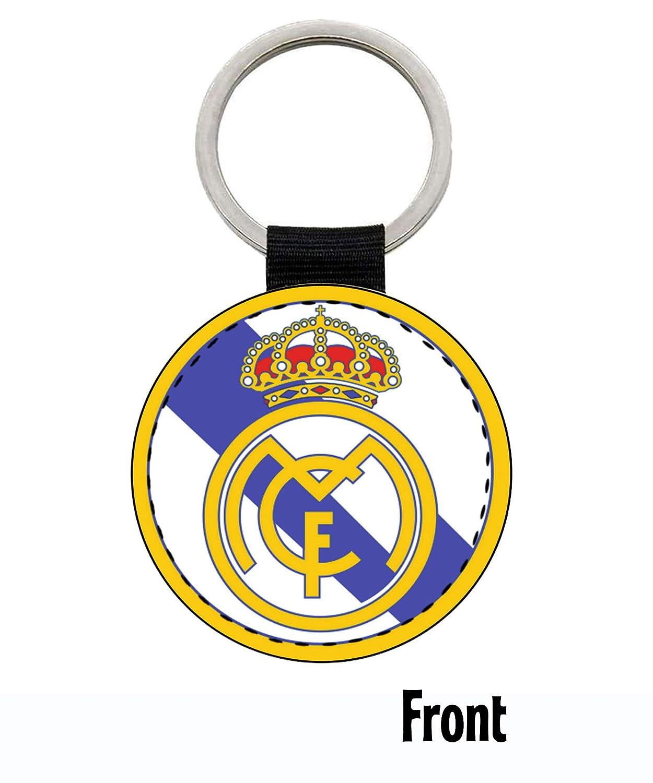 Real Madrid Llavero Keyring: Amazon.es: Coche y moto