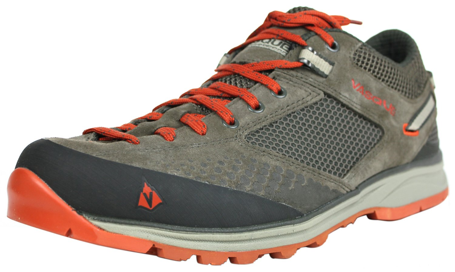 Vasque Men's Grand Traverse Performance Hiking Shoe,Bungee Cord/Rooibos Tea,11 M US