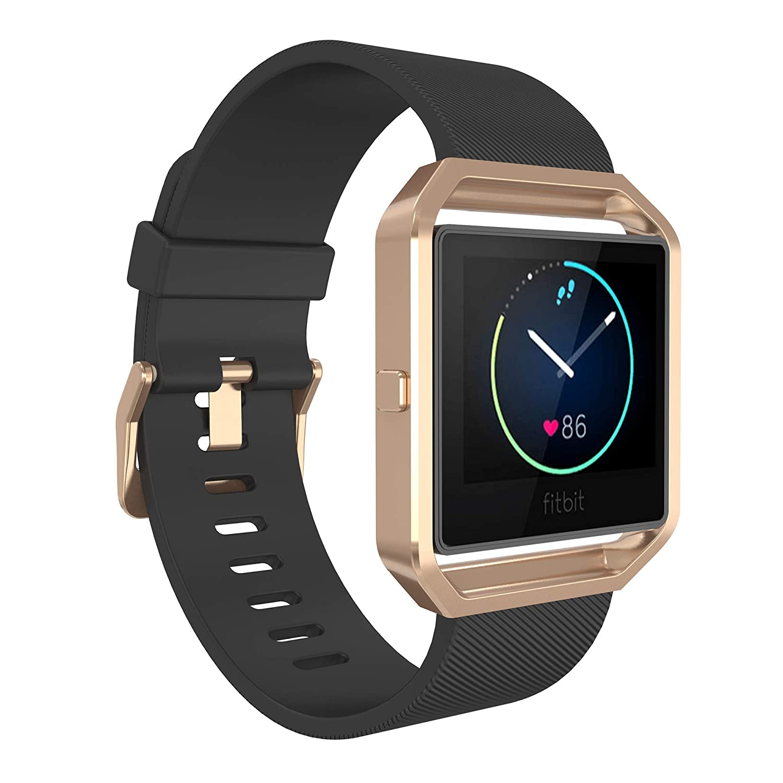 Amazon.com: Correa de repuesto y marco compatible con Fitbit ...