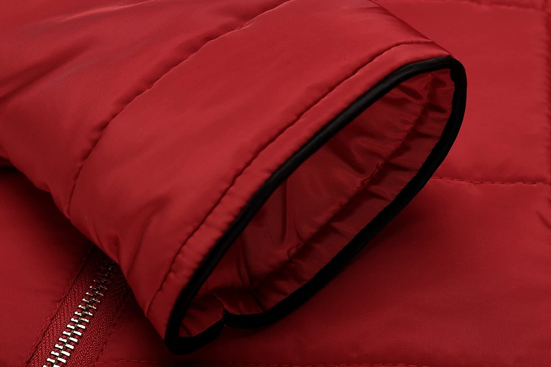 HOTOUCH Womens Hooded Packable Ultra Light Weight Short Down Jacket