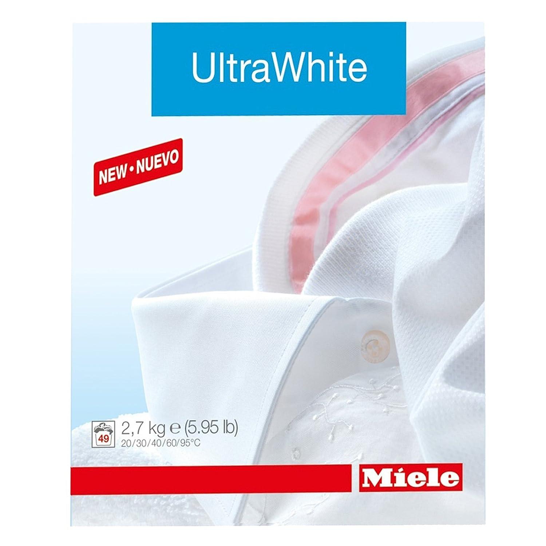 Miele - Detergente en polvo original para lavadora (2,7 kg ...