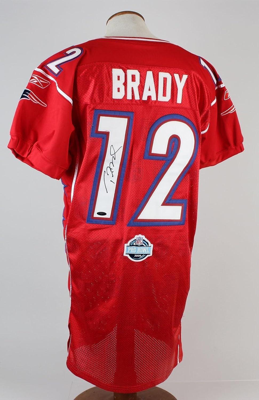 super popular 97e13 3d8aa good Autographed Tom Brady Jersey - All Star 2006 Pro Bowl ...
