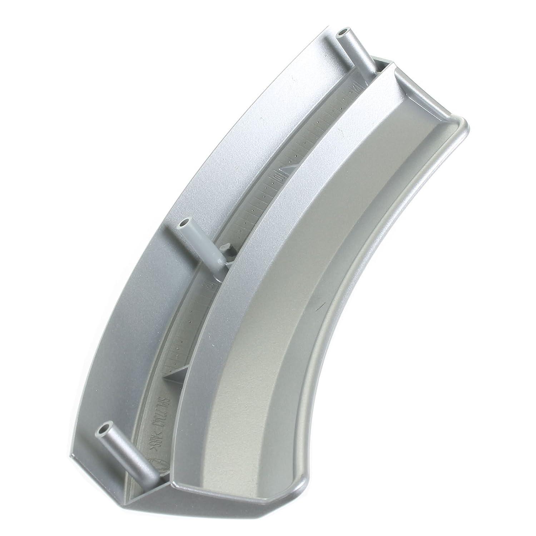 Bosch tumble Dryer Door Handle (Silver) [Energy Class A+++] Bosch Group 644222
