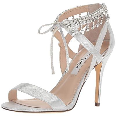 NINA Women's Collina Heeled Sandal   Shoes