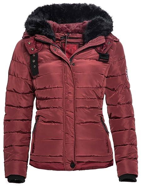 cheap for discount cd959 4ab6b Navahoo B308 - Piumino invernale da donna, imbottito e ...