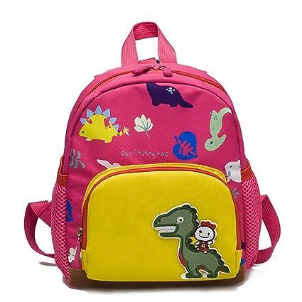 Mochilas para niñas Cool Mochilas para la escuela Venta barata Bebé Niños Niñas Niños Bolso Dinosaurio