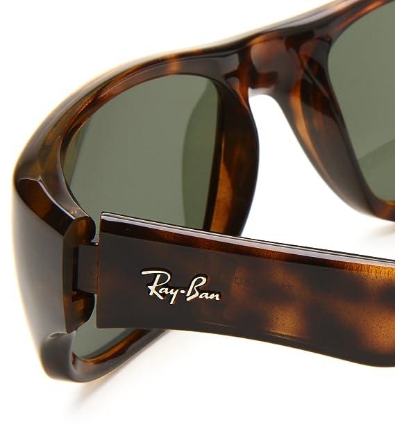 72cda06237 RAY-BAN Sunglasses RB 4177 710 Size 58  Amazon.co.uk  Clothing
