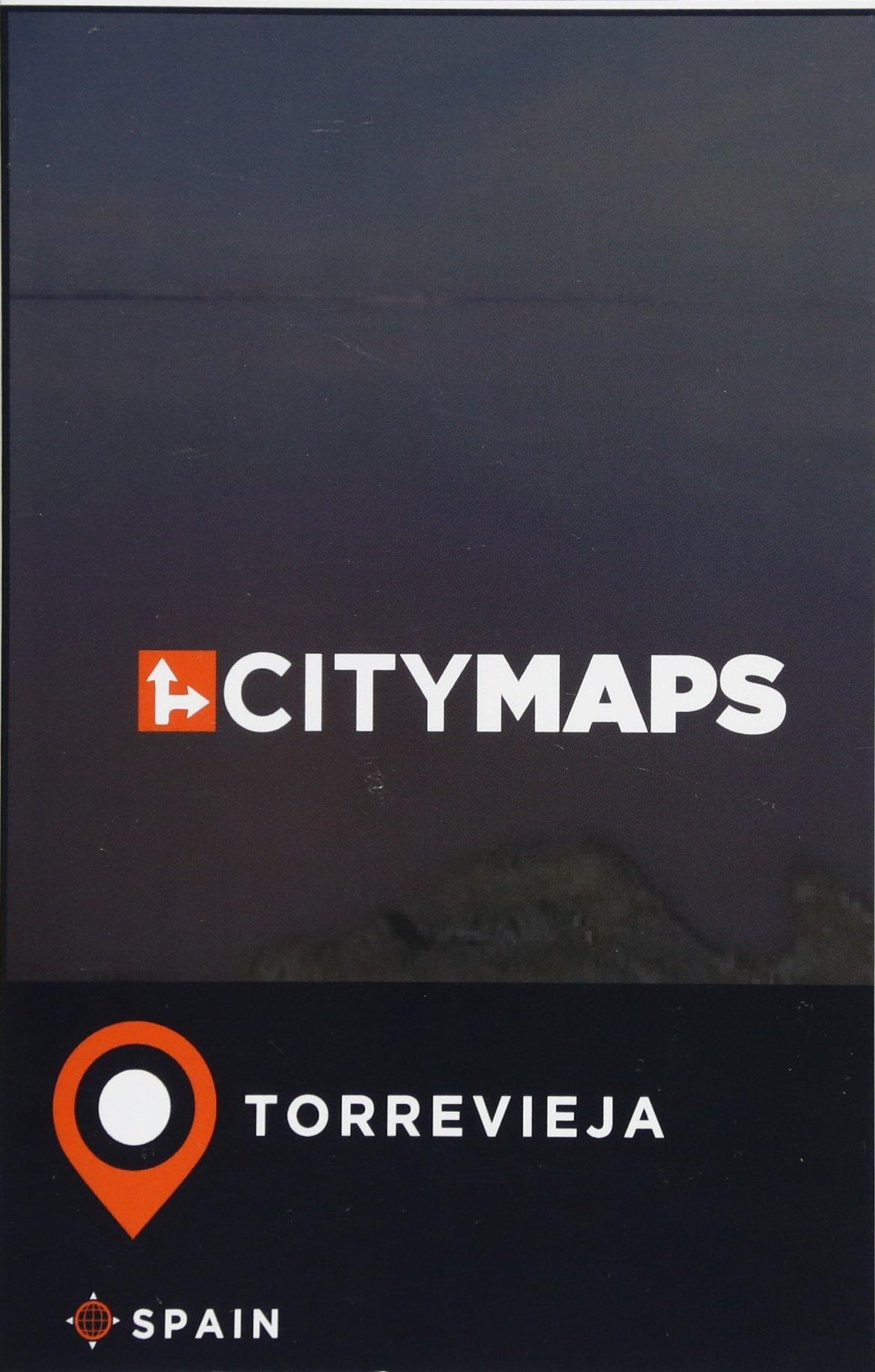 City Maps Torrevieja Spain Amazon Co Uk James Mcfee 9781548795566