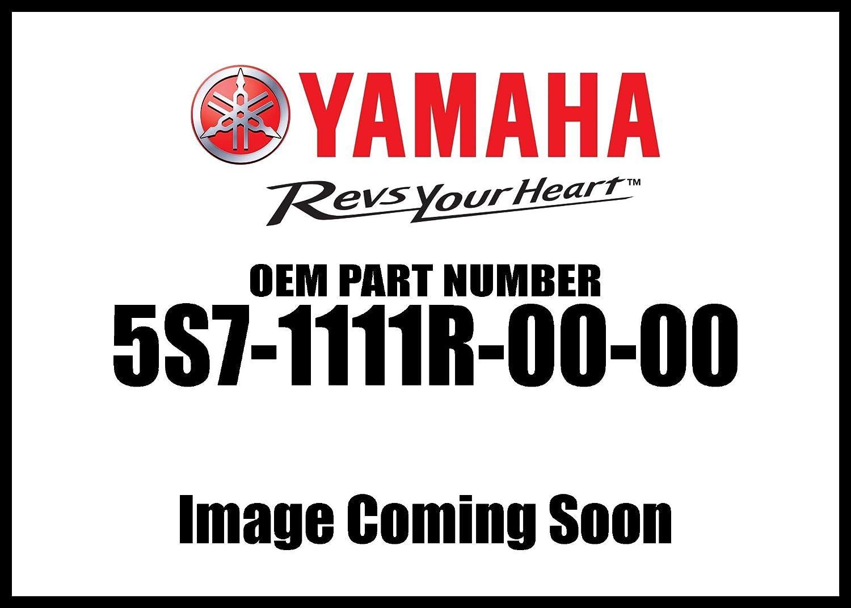 Yamaha 5S7-1111R-00-00 Cover 4; 5S71111R0000 Made by Yamaha