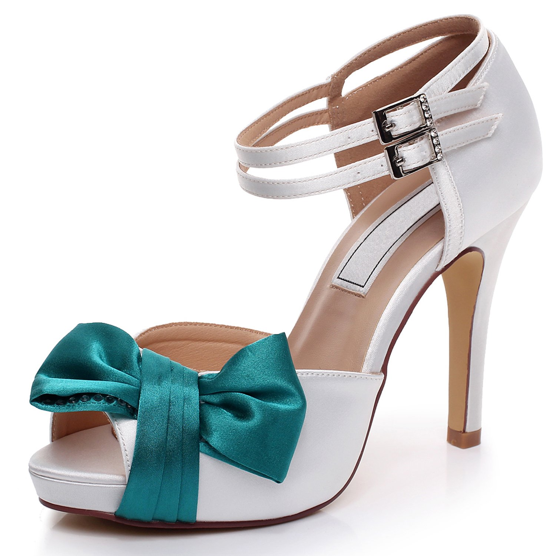 a1c13f1f527 YOOZIRI Wedding Shoes