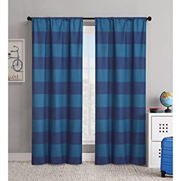 royal curtains drapes white blackout geometric canada and marvelous walmart navy target blue piece