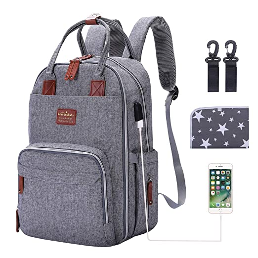 Baby Diaper Backpack ONLY $24.