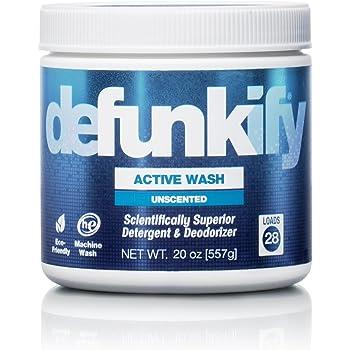 Amazon Com Defunkify Active Wash Laundry Detergent Soap