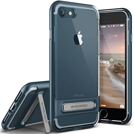 VRSdesign® Carcasa Transparente Crystal Bumper Compatible ...