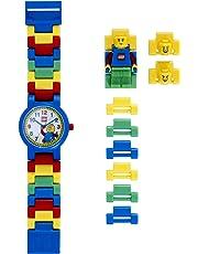 Lego Kids Analogue Quartz Watch with Plastic Strap 8020189