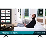 """Hisense 75H6570G Serie 6 75 4K UHD, Smart TV, Bluetooth (Solo Audio) Android TV, HDR10, (2020) 75"""""""