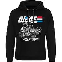 G.I. Joe Officially Licensed A.W.E. Striker Epic Hoodie (Black)