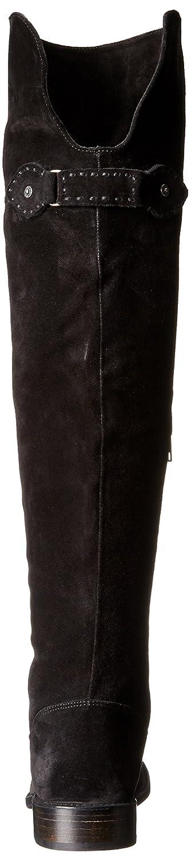 FRYE Women's Shirley OTK Suede Slouch Boot B01944OT86 7.5 B(M) US|Black