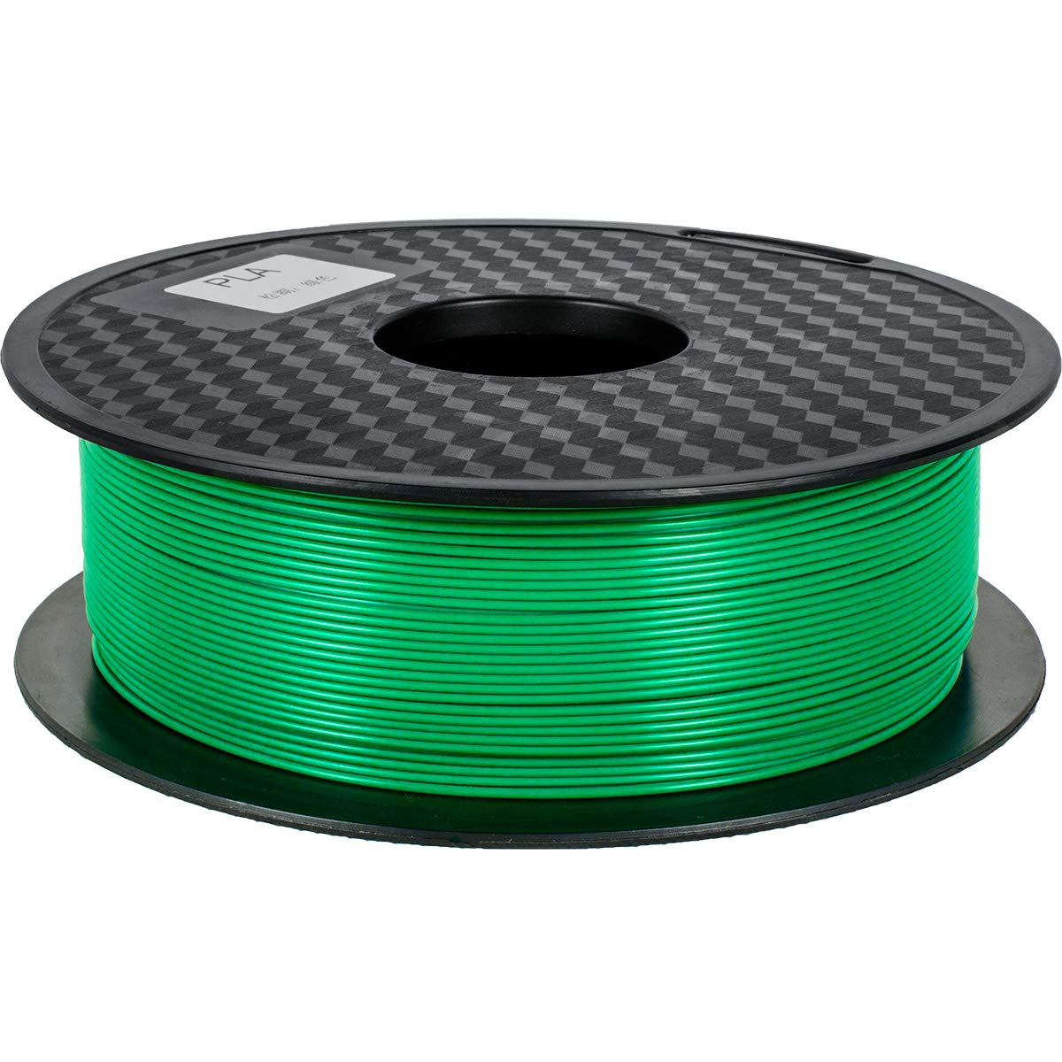 GIANTARM Imprimante 3D Filament PLA 1kg Spool PLA Filament 1.75mm Blanc